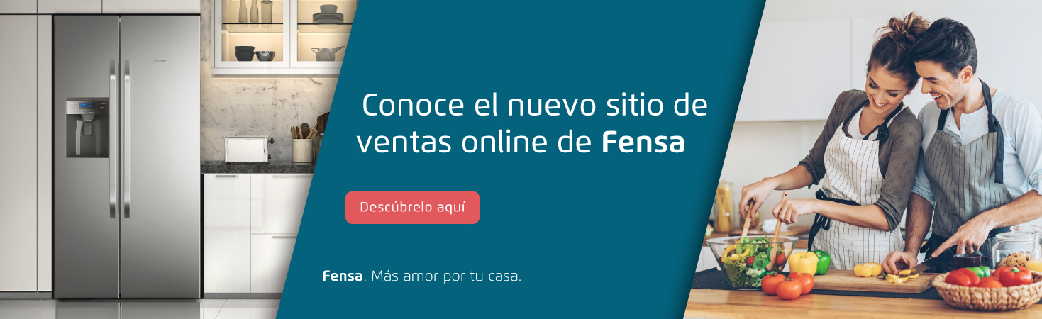 Nueva tienda online de Fensa