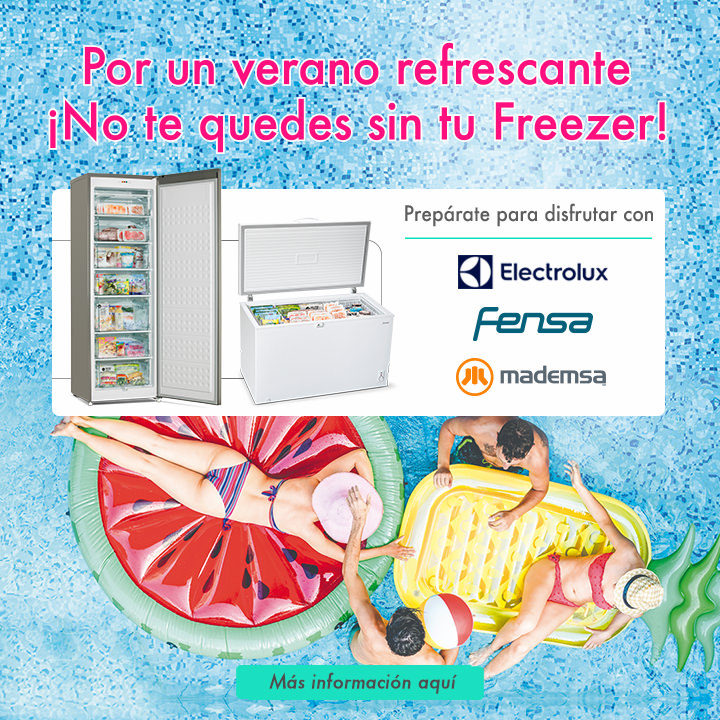 Verano freezer